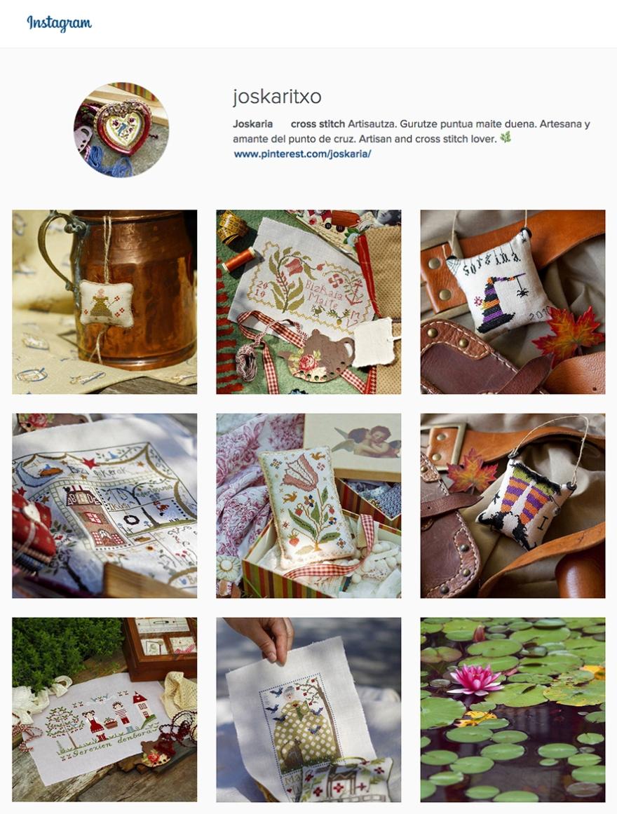joskaria instagram Itsaso Benedicto