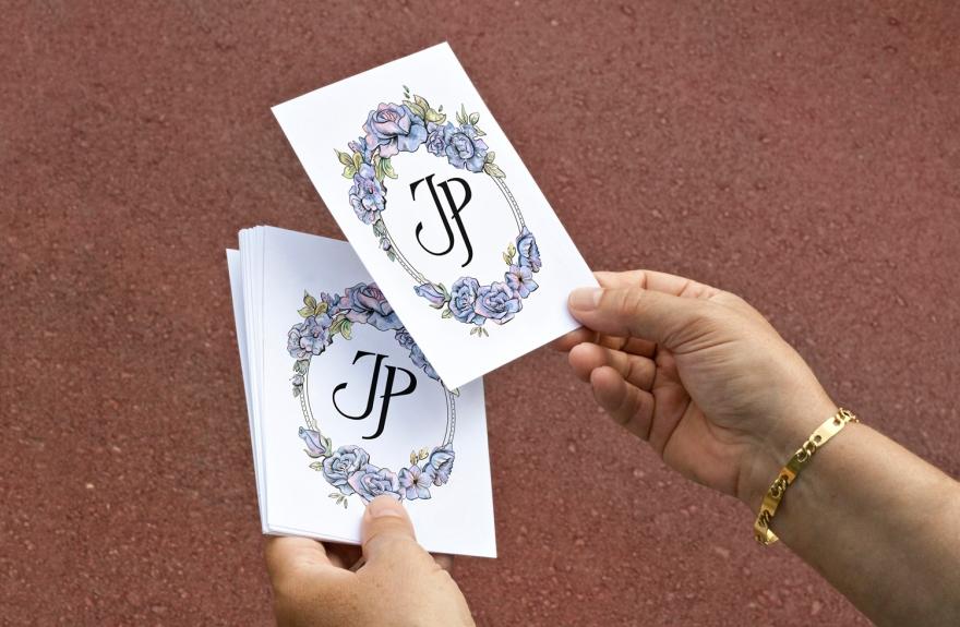 tarjetas boda Itsaso Benedicto